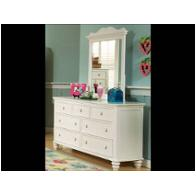 481-0100c Legacy Classic Furniture Summer Breeze Kids Room Furniture Mirrors