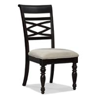 1521-240 Legacy Classic Furniture Glen Cove - Espresso Dining Room Furniture Dining Chairs