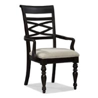1521-241 Legacy Classic Furniture Glen Cove - Espresso Dining Room Furniture Dining Chairs