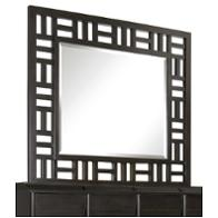 4444-236 Broyhill Furniture Perspectives Bedroom Furniture Mirrors