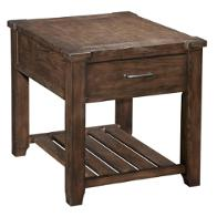 4990-002 Broyhill Furniture Attic Retreat Living Room Furniture End Tables