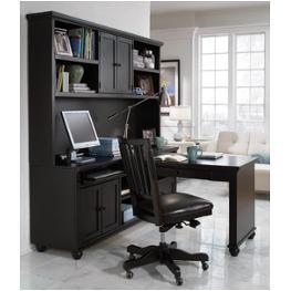 Cb6079 Blk Aspen Home Furniture Cambridge Credenza Black