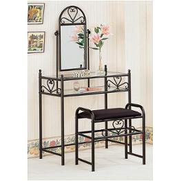2432 Coaster Furniture Accent Furniture Vanities Vanity Set