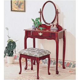 3411 Coaster Furniture Accent Furniture Vanities Vanity Set