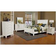 Coaster Furniture Sandy Beach White