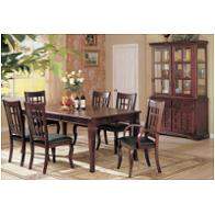 100500 Coaster Furniture Newhouse Dining Room Furniture Dining Tables