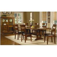 Coaster Furniture La Vista Oak