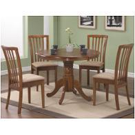 Coaster Furniture Brannan Oak