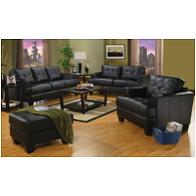 501681 Coaster Furniture Samuel - Black Living Room Furniture Sofas