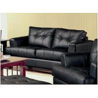 501682 Coaster Furniture Samuel - Black Living Room Furniture Loveseats