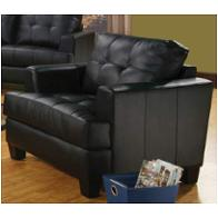 501683 Coaster Furniture Samuel - Black Living Room Furniture Living Room Chairs