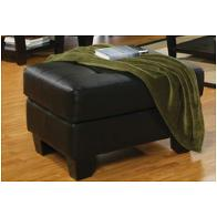 501684 Coaster Furniture Samuel - Black Living Room Furniture Ottomans