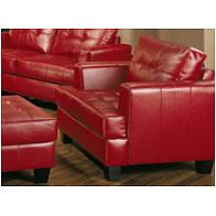 501833 Coaster Furniture Samuel - Red Living Room Furniture Living Room Chairs