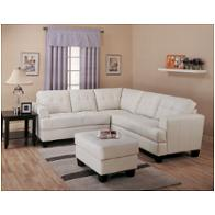 501711b1 Coaster Furniture Samuel - Cream Living Room Furniture Sectionals