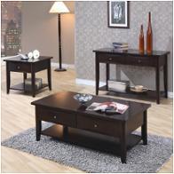 Coaster Furniture Whitehall Cappuccino