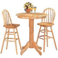 Coaster Furniture Woodlawn Natural