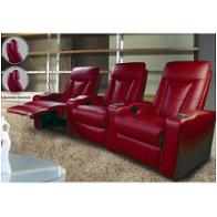 Coaster Furniture Pavillion Red
