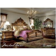 34012-26 Aico Furniture Tuscano Bedroom Furniture Beds