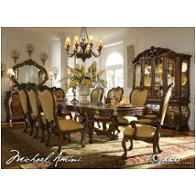 71002t-35 Aico Furniture Palais Royale Dining Room Furniture Dining Tables