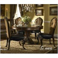 02001-53 Aico Furniture Palace Gates Dining Room Furniture Dining Tables