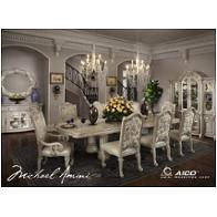 N53002t-03 Aico Furniture Monte Carlo Ii Dining Room Furniture Dining Tables
