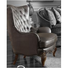 68936-pewtr-28 Aico Furniture Venetian Ii Living Room Furniture Living Room Chairs