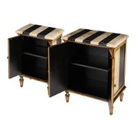 Acf-stc-osl2-002 Aico Furniture Discoveries Accent Furniture Accent Chests