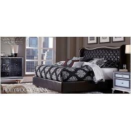 03014-87-ck Aico Furniture Hollywood Swank - Starry Night Beds