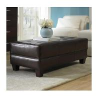 Riverside Furniture Leather Occasional