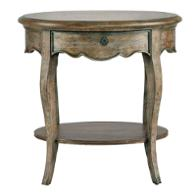 208017 Pulaski Furniture Accentrics Accent Furniture Accent Tables