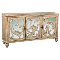597163 Pulaski Furniture Accents And Curios Accent Furniture Credenza