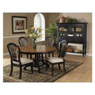 Hillsdale Furniture Wilshire Rubbed Black