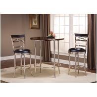 Hillsdale Furniture Maddox Shiny Nickel