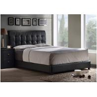 Hillsdale Furniture Lusso Black