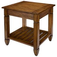 265606 Peters Revington Aspen Living Room Furniture End Tables