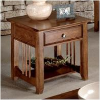 2422 Peters Revington Oak Park Living Room Furniture End Tables