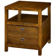 1122 Peters Revington Sausalito Living Room Furniture End Tables