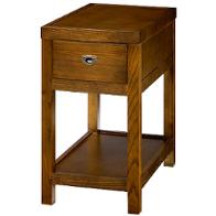 1123 Peters Revington Sausalito Living Room Furniture End Tables