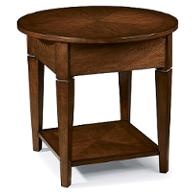 107413 Peters Revington Suttonwood Living Room Furniture End Tables