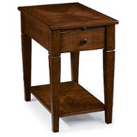107423 Peters Revington Suttonwood Living Room Furniture End Tables