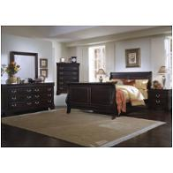 Vaughan Bassett Furniture Louis Merlot