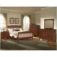 Vaughan Bassett Furniture Appalachian Hardwood Dark Cherry