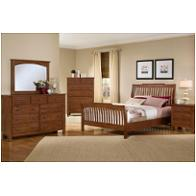 Vaughan Bassett Furniture Appalachian Hardwood Dark Solid Oak