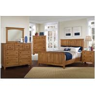 Vaughan Bassett Furniture Appalachian Hardwood Light Solid Oak