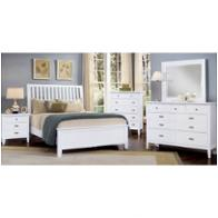 Vaughan Bassett Furniture Twilight Snow White
