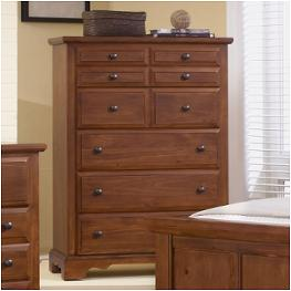 Bb65-115 Vaughan Bassett Furniture Farmhouse - Brandy Pine Bedroom Furniture Chests