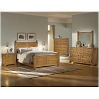 Vaughan Bassett Furniture American Journey Harvest Oak