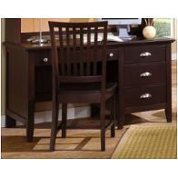 Bb8-778b Vaughan Bassett Furniture Twilight - Merlot Home Office Furniture Desks