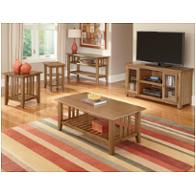 Vaughan Bassett Furniture Casual Light Oak