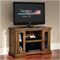 Vaughan Bassett Furniture Traditional Dark Oak